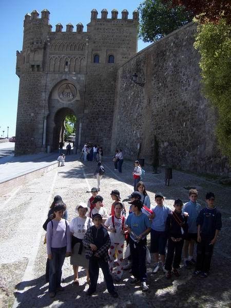 Viaje a toledo for Centro oftalmologico puerta del sol